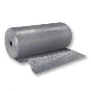 Material produzido através de 50% de plásticos reciclados
