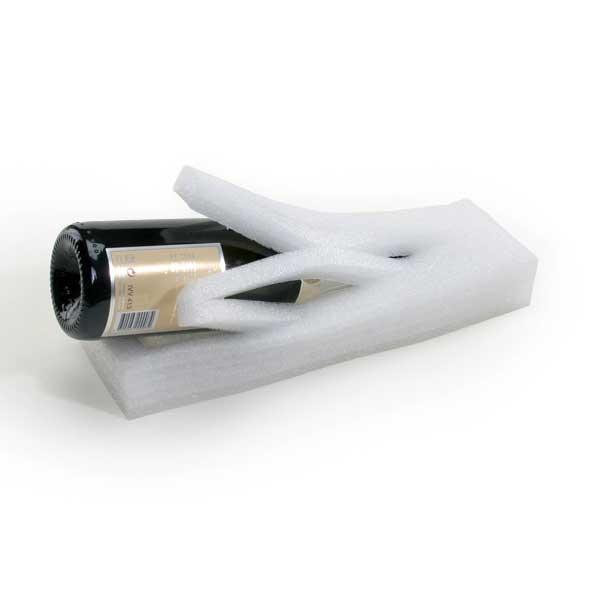 As caixas com espuma para garrafas são uma excelente solução para proteger as suas garrafas, quer para armazenamento e/ou transporte