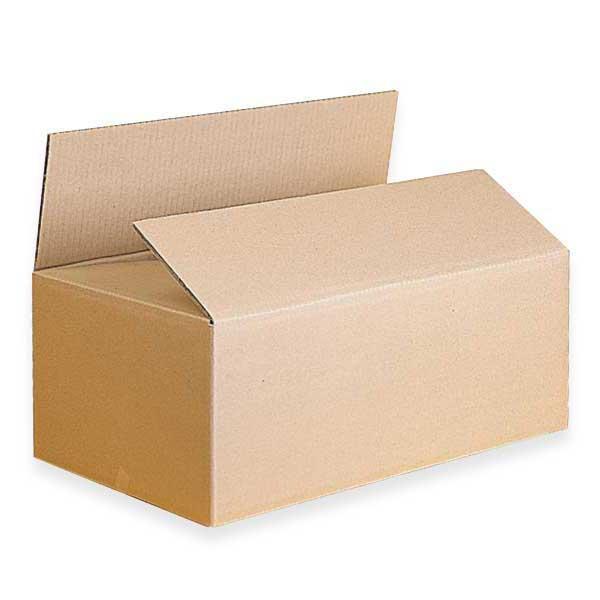 As caixas de cartão canelado duplo são ideais para o envio de produtos frágeis até 40kg