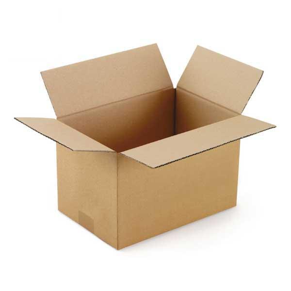 As caixas de cartão canelado fino são ideais para o envio de produtos frágeis