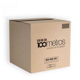 A caixa de cartão personalizada é ideal para o envio de produtos frágeis