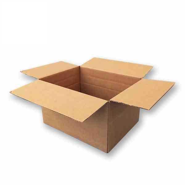 Estas caixas de cartão são adaptáveis em altura para serem ajustadas às medidas dos seus produtos