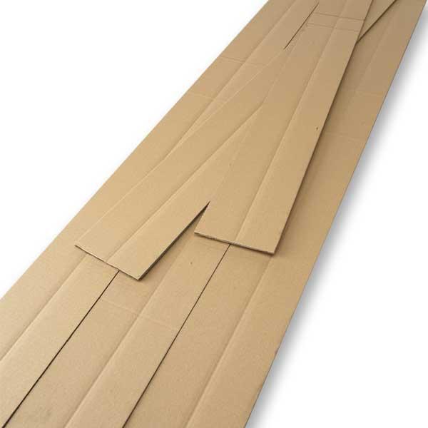 As cantoneiras / placas de Cartão são um produto indispensável para a estabilização de paletes, reforçando a proteção da sua encomenda durante todo o processo de transporte e armazenamento