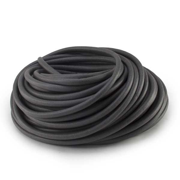 Cordão cilíndrico em espuma de polietileno expandido, de célula fechada, produzidos por processos ecológicos, sem utilização de fluorcarbonetos (CFC's) e 100% reciclável