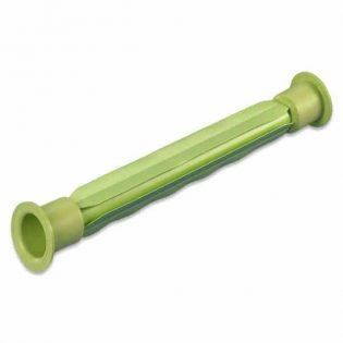 O desenrolador de filme sem tubo é muito prático, faz o papel do tubo e ainda ajuda no desenrolamento do filme