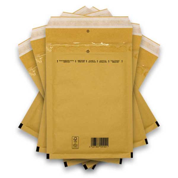 Envelopes Almofadados
