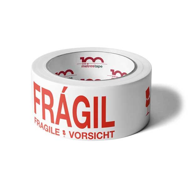 """Fita Adesiva """"Frágil"""""""