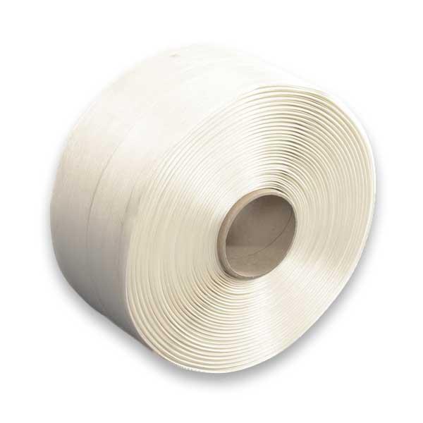 A fita de cintar têxtil simples é flexível e maneável