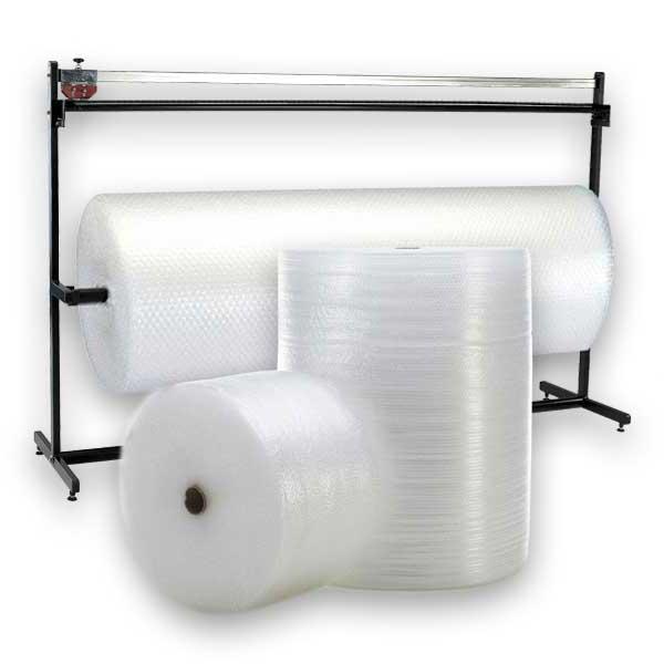 Permite proteger e embalar todo o tipo de produtos