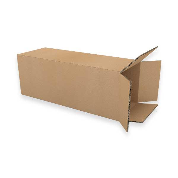 caixas de cartão duplo com divisórias para garrafas