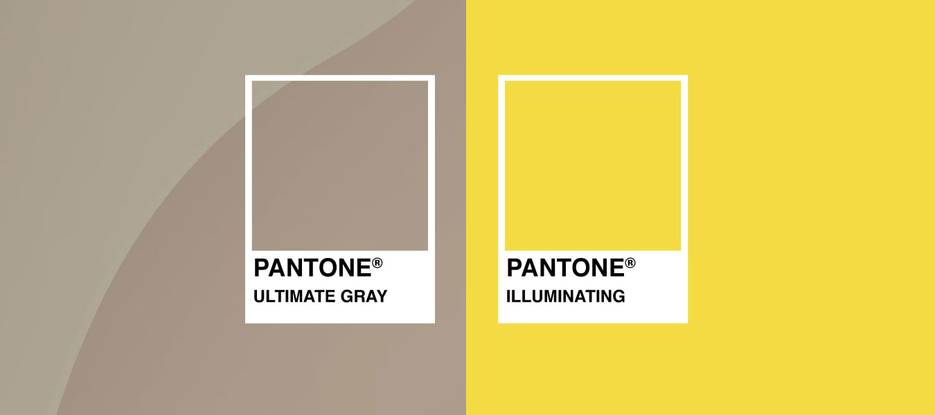 Pantone 2021: amarelo e cinza são as cores do ano