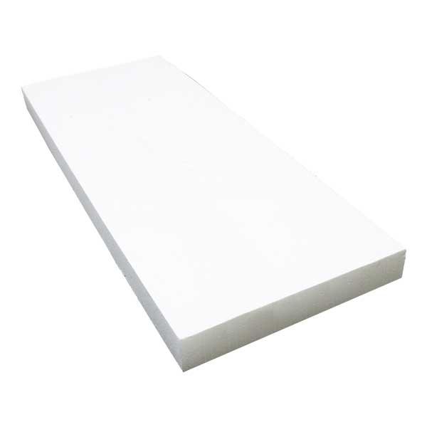 Produto utilizado no isolamento térmico em caixas de ar, coberturas, juntas de dilatação, cofragem, proteção em embalagens e absorção de choques