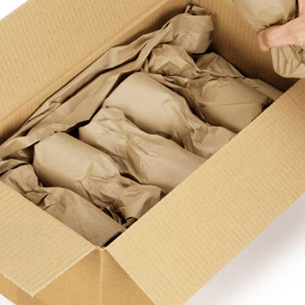É o produto ideal para a embalagem de encomendas