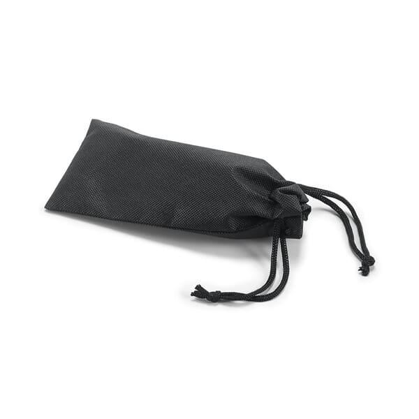 Bolsa para óculos em non-woven (80 g/m²) com cordão
