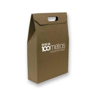 As Caixas para garrafas com acabamento original em cartão microcanelado liso, disponíveis em formatos para 1, 2 e 3 garrafas