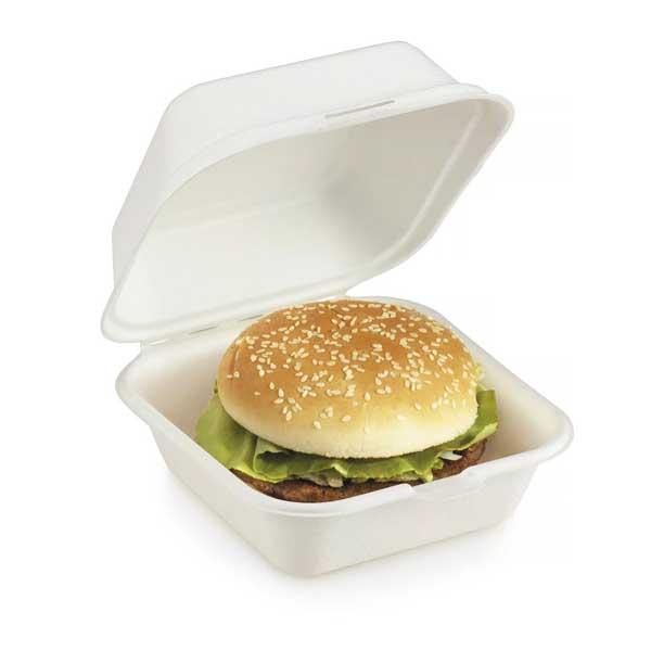 Caixas em Espuma para Hambúrguer ideais para Takeaway