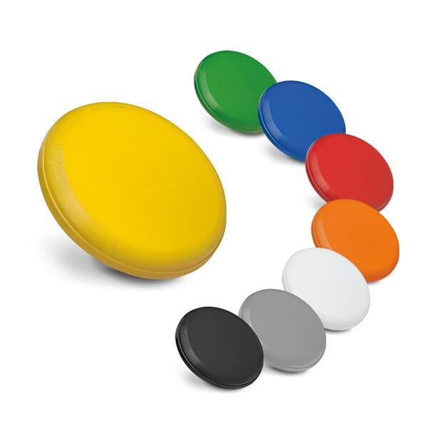 Disco voador em várias cores