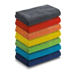 Toalha de Praia disponível em várias cores