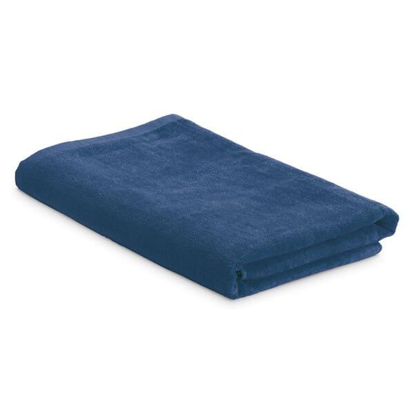 Toalha disponível em várias cores e saco non-woven incluído