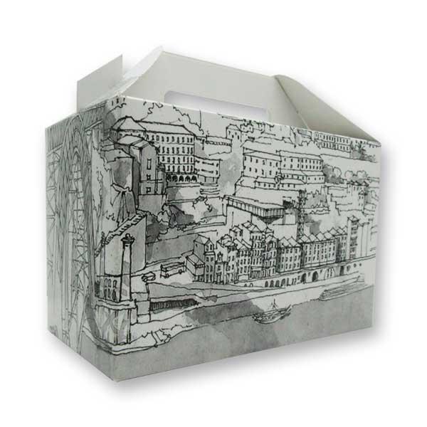 As caixas de cartolina picnic são ideais para o seu negócio alimentar