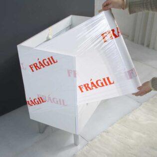 Aumente a visibilidade da sua marca e personalize a sua embalagem com o filme estirável impresso