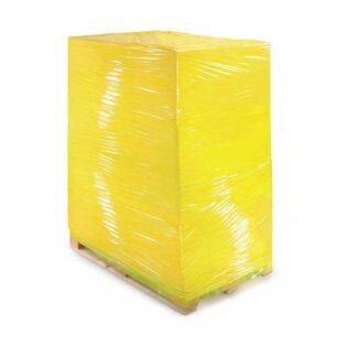 Garante a confidencialidade de informação presente na mercadoria durante o transporte ou armazenamento