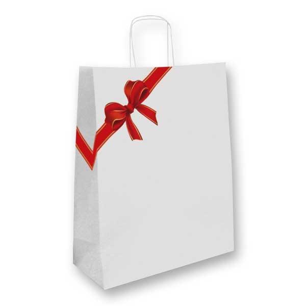 Ideal para embalar presentes de Natal